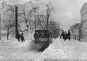 Québec a été lourdement touchée par la tempête de neige... | 18 mars 2017