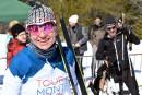Stéphanie Collard a remporté l'épreuve pour la troisième fois en... | 18 mars 2017