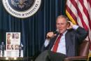 Un livre de George W. Bush en tête des ventes aux États-Unis