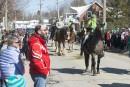 Défilé de la Saint-Patrick : les familles affluent sur la ligne verte