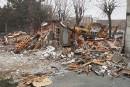 Le presbytère de l'église Notre-Dame à Granby a été démoli... | 20 mars 2017