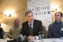 Vente libre du sirop: Maxime Bernier courtise les acériculteurs