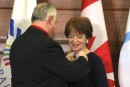 Ginette Gratton reçoit l'Ordre de la Pléiade.... | 20 mars 2017