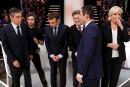 Pluie de critiques contre LePen audébat présidentiel