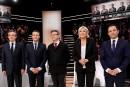Présidentielle française: encore un mois pour convaincre les indécis