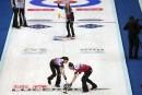 Curling: les Canadiennes demeurent invaincues
