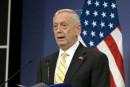 Le chef du Pentagone et le chef de l'OTAN affichent leur entente