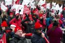 56% plus d'arrêts de travail en 2015 au Québec
