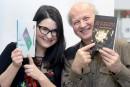 Prix de création littéraire: Erika Soucy et Martin Fournier récompensés