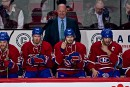 Claude Julien déçu de la performance de son premier trio