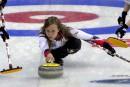 Curling féminin: le Canada s'assure du premier rang