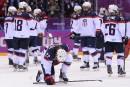 USA Hockey va commencer à contacter de potentielles joueuses de remplacement