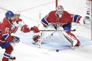 Hurricanes 4 - Canadien 1 (pointage final)