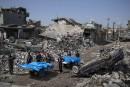 100 civils tués dans une frappe aérienne sur Mossoul