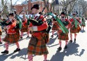 Un défilé de la Saint-Patrick n'en serait pas un sans... | 25 mars 2017