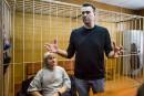 Russie: l'opposant Navalny condamné à 15jours de détention