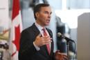 Taxe sur la marijuana: le ministre des finances reste évasif