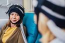 Chimiothérapie: contrer la perte des cheveux