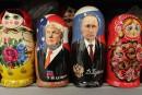 L'affaire Russie-Trump défraie la chronique