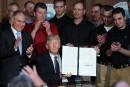 Guerre écologique entrela Californie et Trump