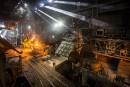 Sorel-Tracy: explosion à l'usineRio Tinto, aucun blessé