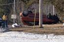 Montérégie: le conducteur en fuite retrouvé après un accident avec blessés