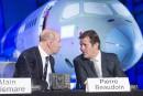 Les hausses de salaire des dirigeants de Bombardier passent mal à Québec