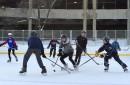 Fin de la saison à Bellevue et à la patinoire Bleu Blanc Bouge