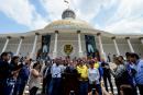 «Coup d'État» au Venezuela
