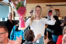 Laurie Blouin célébrée à Stoneham