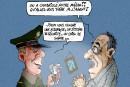 Caricatures de Jean Isabelle (mars)