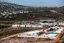 Palestiniens et ONG dénoncent l'annonce d'une nouvelle colonie
