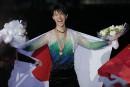 Championnats mondiaux: Hanyu est couronné et Chan finit cinquième