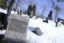 Aucun manque d'espace au cimetière de Saint-Apollinaire