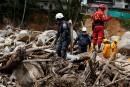 Coulée de boue en Colombie: le bilan s'alourdit à 254 morts