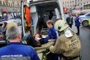 Attentat dans le métro de Saint-Pétersbourg, 11 morts
