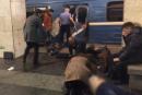 Explosion dans le métro de Saint-Pétersbourg: 10morts et 50blessés