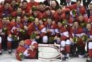 La LNH n'ira pas aux Jeux olympiques