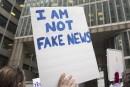 Un fonds de recherche créé contre les «fake news»
