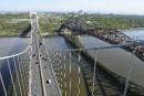 Projet pour illuminer le pont Pierre-Laporte<strong></strong>