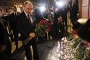 Attentat en Russie: Trump assure Poutine de son «soutien total»