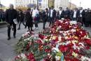 Attentat à Saint-Pétersbourg: le profil du suspect se précise