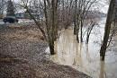 Fortes pluies: des rivières et un lacsous surveillance
