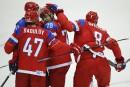 JO: la Fédération russe veut attirer des joueurs vers la KHL
