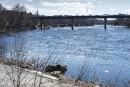 Les pluies abondantes pourraient faire gonfler les rivières