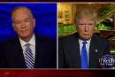 Trump défend un journaliste accusé de harcèlement sexuel