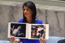 Washington menace de passer à l'acte en Syrie