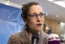 Le Canada exhorte l'ONU à condamner la Syrie