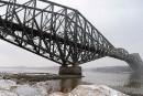 Malaise sur le pont de Québec