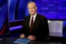 Le présentateur-vedette de Fox Bill O'Reilly part avec 25millions en indemnités